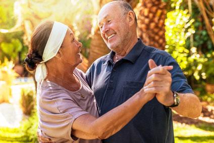 Eheberatung für ältere Paare - Ü50 ändert sich vieles