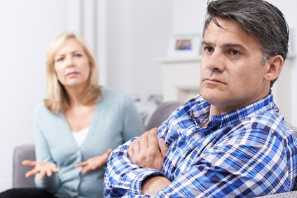 In der Paartherapie geht es auch um den Umgang mit Konflikten: Streiten ja - aber konstruktiv